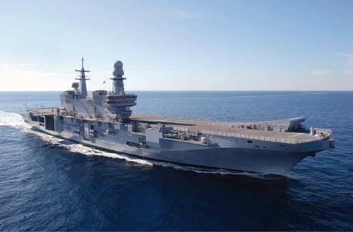 Navi e velieri le unit della marina militare italiana for Andrea doria nave da guerra