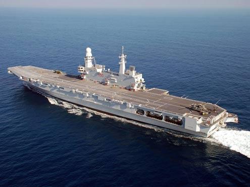 Navi e velieri le unit della marina militare italiana - Nave portaerei ...